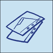 Permanentmarker No.1 1-5mm Keilspitze blau Edding 4-1003 Produktbild Additional View 6 S