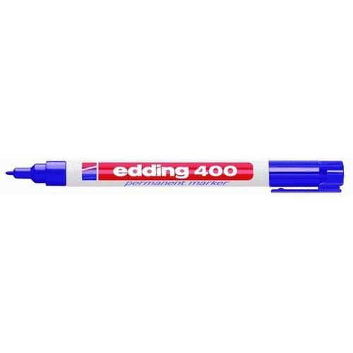 Permanentmarker 400 1mm Rundspitze violett Edding 4-400008 Produktbild