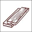 Permanentmarker 500 2-7mm Keilspitze braun Edding 4-500007 Produktbild Additional View 7 S