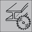 Permanentmarker 500 2-7mm Keilspitze braun Edding 4-500007 Produktbild Back View S