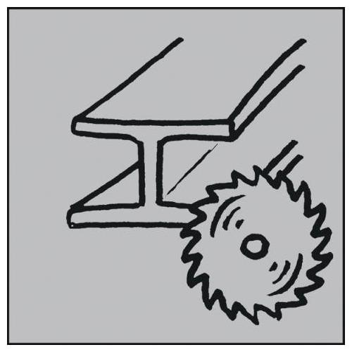 Permanentmarker 500 2-7mm Keilspitze braun Edding 4-500007 Produktbild Back View L