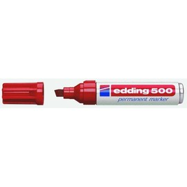 Permanentmarker 500 2-7mm Keilspitze braun Edding 4-500007 Produktbild