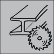 Permanentmarker 500 2-7mm Keilspitze violett Edding 4-500008 Produktbild Back View S