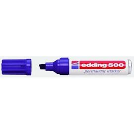 Permanentmarker 500 2-7mm Keilspitze violett Edding 4-500008 Produktbild