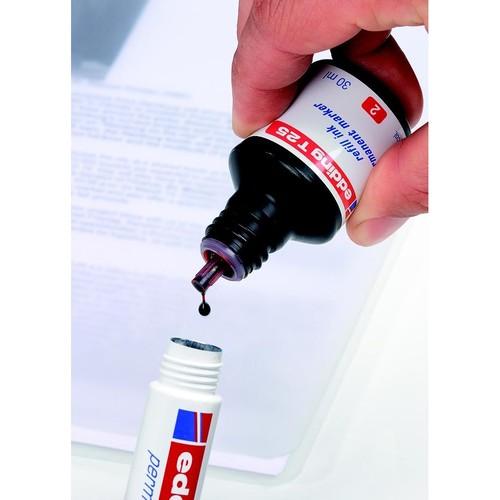 Permanentmarker 500 2-7mm Keilspitze violett Edding 4-500008 Produktbild Additional View 3 L