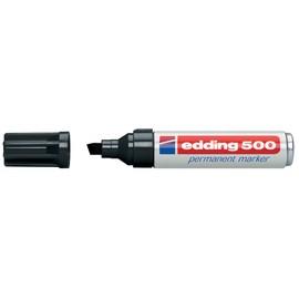 Permanentmarker 500 2-7mm Keilspitze schwarz Edding 4-500001 Produktbild