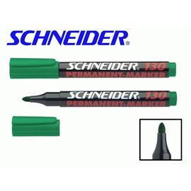 Permanentmarker Maxx 130 1-3mm Rundspitze grün Schneider 113004 Produktbild