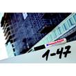 Permanentmarker 850 5-16mm Keilspitze blau Edding 4-850003 Produktbild Additional View 1 S