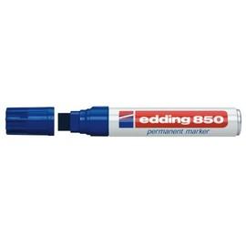 Permanentmarker 850 5-16mm Keilspitze blau Edding 4-850003 Produktbild