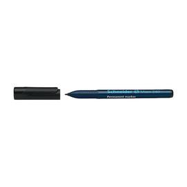Permanentmarker Maxx 240 1-2mm Rundspitze schwarz Schneider 124001 Produktbild