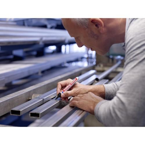 Permanentmarker 3000 1,5-3mm Rundspitze hellblau Edding 4-3000010 Produktbild Additional View 1 L