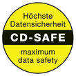 CD/DVD Marker 8400 0,5-1mm Rundspitze schwarz Edding 4-8400001 Produktbild Additional View 5 S