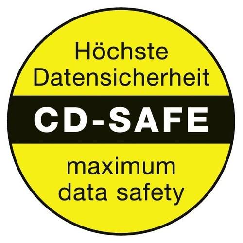 CD/DVD Marker 8400 0,5-1mm Rundspitze schwarz Edding 4-8400001 Produktbild Additional View 5 L