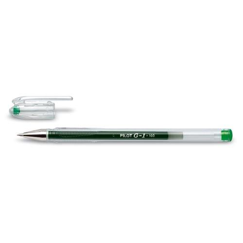 Gelschreiber G1 Klassik BL-G1-5 0,3mm grün Pilot 2603004 Produktbild