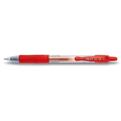 Gelschreiber BL-G2-7 0,4mm rot Pilot 2605002 Produktbild
