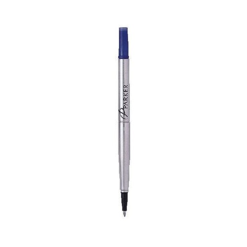 Tintenrollermine Z41 F 0,5mm blau Parker 1950279 Produktbild Front View L