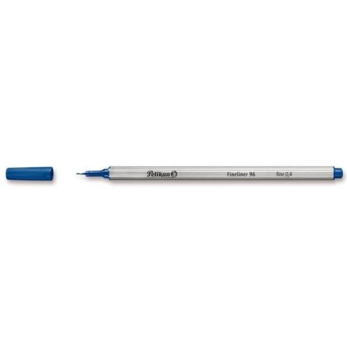 Fineliner 96 0,4mm Rundspitze blau Pelikan 943167 Produktbild