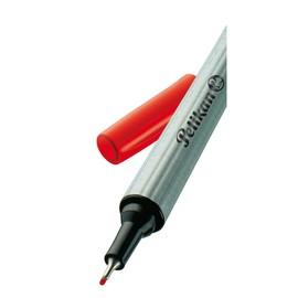 Fineliner 96 0,4mm Rundspitze rot Pelikan 943233 Produktbild