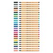 Fineliner Point 88 0,4mm Rundspitze orange Stabilo 88/54 Produktbild Additional View 2 S