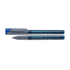 Folienstift Maxx 220 S 0,4mm superfein blau wasserfest Schneider 112403 Produktbild