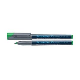 Folienstift Maxx 224 M 1,0mm mittel grün wasserfest Schneider 1204 Produktbild