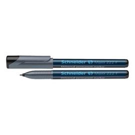 Folienstift Maxx 222 F 0,7mm fein schwarz wasserfest Schneider 112201 Produktbild