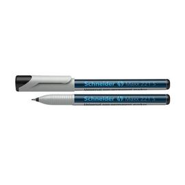 Folienstift Maxx 221 S 0,4mm superfein schwarz wasserlöslich Schneider 112501 Produktbild