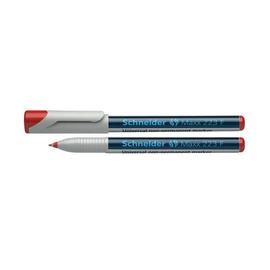 Folienstift Maxx 223 F 0,7mm fein rot wasserlöslich Schneider 112302 Produktbild