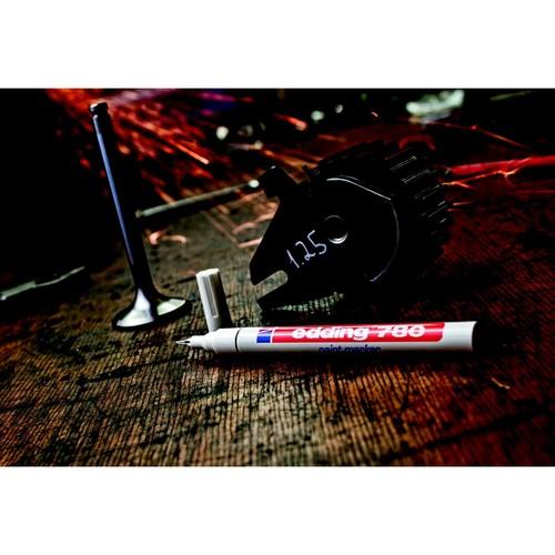 Lackmarker 780 Paint Marker 0,8mm schwarz Edding 4-780001 Produktbild Additional View 1 L