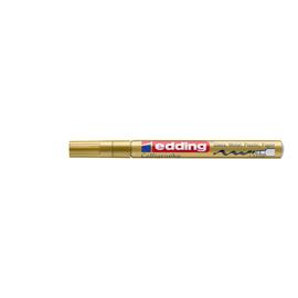 Lackmarker 753 Calligraphy Paint Marker 1-2,5mm gold Edding 4-753053 Produktbild