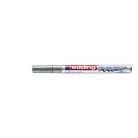 Lackmarker 753 Calligraphy Paint Marker 1-2,5mm silber Edding 4-753054 Produktbild