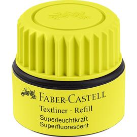Textmarker-Nachfülltank Grip 1549 Refill gelb Faber Castell 154907 (ST=25 MILLILITER) Produktbild