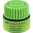 Textmarker-Nachfülltank Grip 1549 Refill grün Faber Castell 154963 (ST=25 MILLILITER) Produktbild
