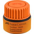 Textmarker-Nachfülltank Grip 1549 Refill orange Faber Castell 154915 (ST=25 MILLILITER) Produktbild