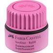 Textmarker-Nachfülltank Grip 1549 Refill rosa Faber Castell 154928 (ST=25 MILLILITER) Produktbild