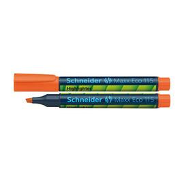 Textmarker Maxx 115 1-5mm Keilspitze orange Schneider 111506 Produktbild