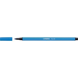 Fasermaler Pen 68 1mm Rundspitze dunkelblau Stabilo 68/41 Produktbild