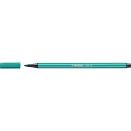Fasermaler Pen 68 1mm Rundspitze türkisblau Stabilo 68/51 Produktbild