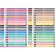 Fasermaler Pen 68 1mm Rundspitze gelb Stabilo 68/44 Produktbild Additional View 2 S