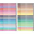 Fasermaler Pen 68 1mm Rundspitze gelb Stabilo 68/44 Produktbild Additional View 3 S