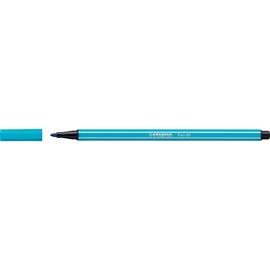 Fasermaler Pen 68 1mm Rundspitze hellblau Stabilo 68/31 Produktbild