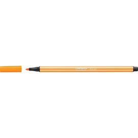 Fasermaler Pen 68 1mm Rundspitze orange Stabilo 68/54 Produktbild