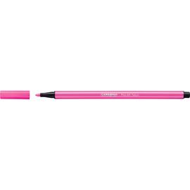 Fasermaler Pen 68 1mm Rundspitze neonrosa Stabilo 68/056 Produktbild