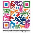 Textmarker Luminator 71 2-5mm Keilspitze gelb Stabilo 71/24 Produktbild Back View S