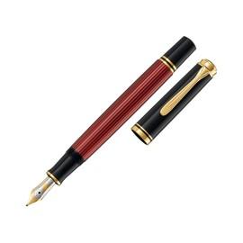 Füller Souverän M400 M schwarz-rot Pelikan 923029 Produktbild