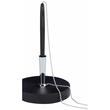 """Kugelschreiberständer """"stabil"""" Durchmesser 11cm/H 17cm schwarz Kunststoff Maul 44150-90 Produktbild"""