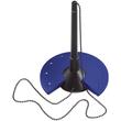 Kugelschreiberständer Durchmesser 100mm/H 155mm schwarz-blau Helit H6359093 Produktbild