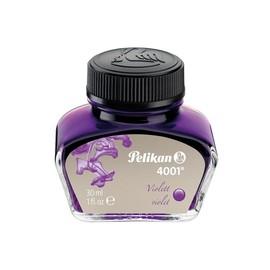 Tinte im Glas 30ml 4001 violett Pelikan 311886 (GL=30 MILLILITER) Produktbild
