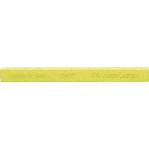 Pastellkreide POLYCHROMOS 9286-104 lichtgelb lasierend Faber Castell 128604 Produktbild Front View L