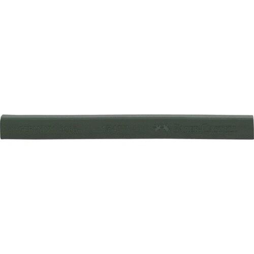 Pastellkreide POLYCHROMOS 9286-174 chromoxydgrün stumpf Faber Castell 128674 Produktbild Front View L
